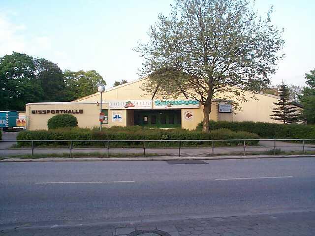 Hamburg Farmsen Eissporthalle 1